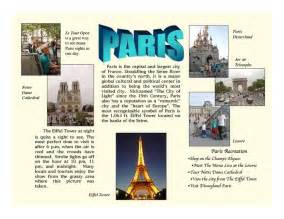 brochure templates download of france google search