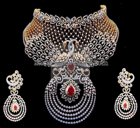 tremendous set by kothari jewelry jewellery designs