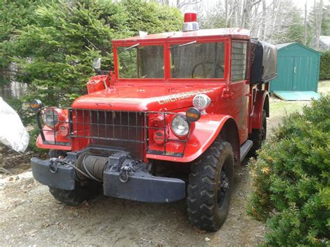 1953 dodge power wagon auctions 1953 dodge power wagon no reserve owls