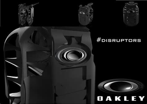 designboom oakley protector oakley para motocross designboom com
