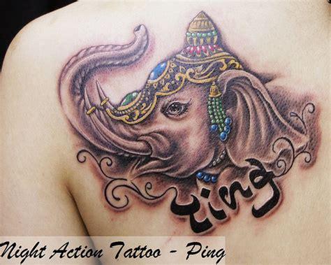 tattoo elephant thai 4486853765 52cca2bb76 z jpg