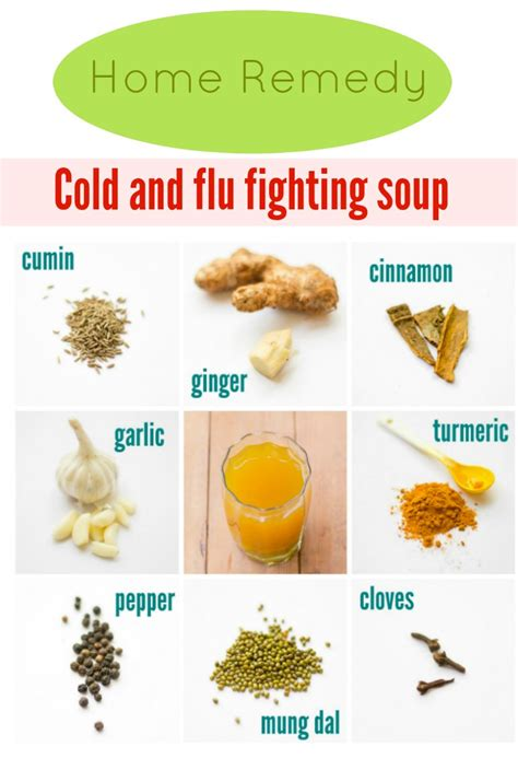 flu fighting soup recipe fever cold and flu fighting soup