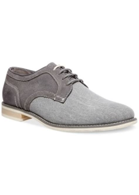 oxfords mens shoes steve madden steve madden sojourn canvas oxfords s