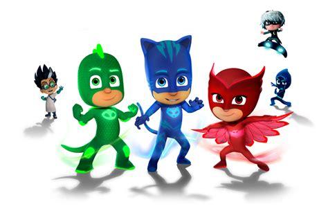 Character Mask characters pj masks