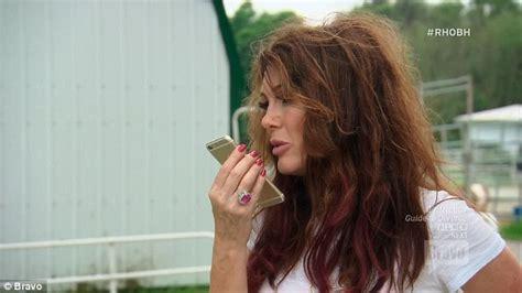 Lisa Vanderpump Pony Tails | yolanda foster pony bella hadid reveals plans to compete