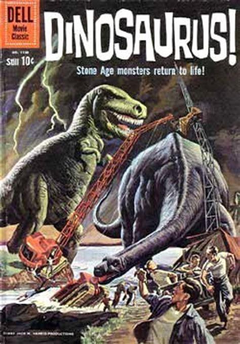dinosaurus film wikipedia palaeoblog debuted this day dinosaurus 1960