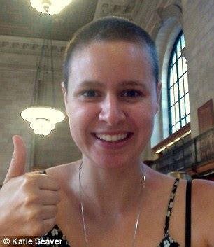 old lady headshave head shave bald women headshave katie seaver reveals how shaving off her hair made her