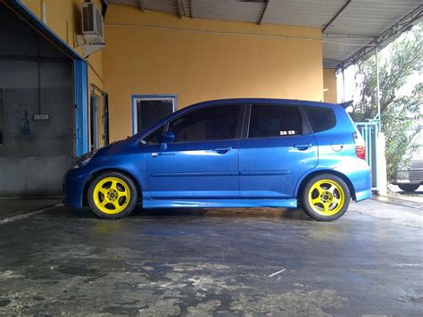 Grill Jaring Honda Jazz Gd3 Mugen honda jazz fit gd3 m t modification tupanx