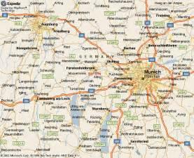 Augsburg Germany Map by Augsburg Germany Map