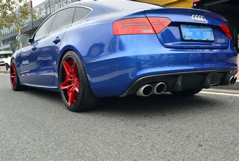 Audi S5 Carbon by Carbon Fiber Kit For Audi Rs5 Autos Post