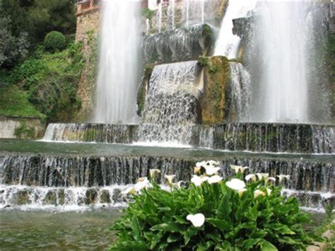 giardini di tivoli roma escursione da roma per i giardini di tivoli apreatours