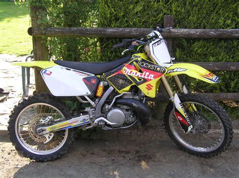 2006 Suzuki Rm250 2006 Suzuki Rm 250 Moto Zombdrive