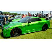 Chuck's Favorite This Beautiful Electric Chrome Green Turbo Charged
