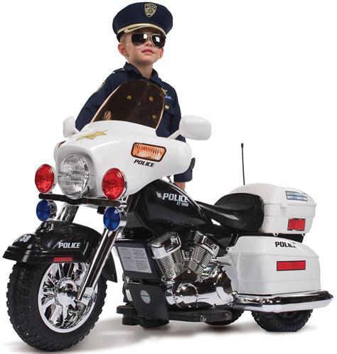 Kindermotorrad Video by Us Police Elektro Motorrad Roadking Kindermotorrad Roller