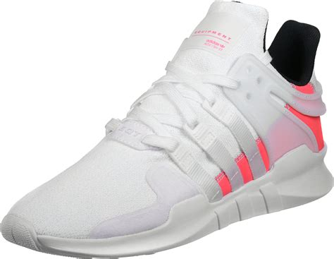 adidas equipment support adv shoes white turbo
