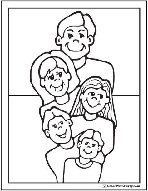 35 Fathers Day Coloring Pages Print And Customize For Dad Family Day Coloring Pages