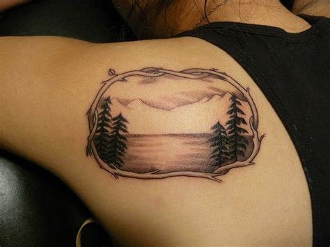 washington state tattoo i this but with washington state as the frame