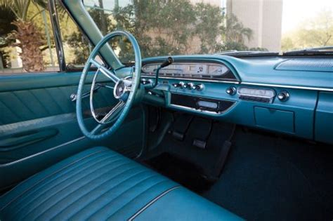 1961 ford galaxie interior 1961 ford galaxie sunliner car interiors pinterest