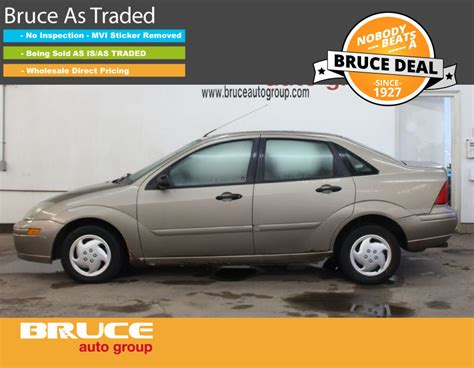 book repair manual 2004 ford focus seat position control used 2004 ford focus se 2 0l 4 cyl automatic fwd 4d sedan in middleton 0