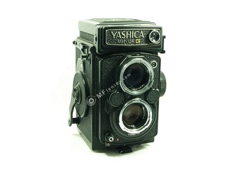 For Yashica Mat 124g by Yashica Mat 124g