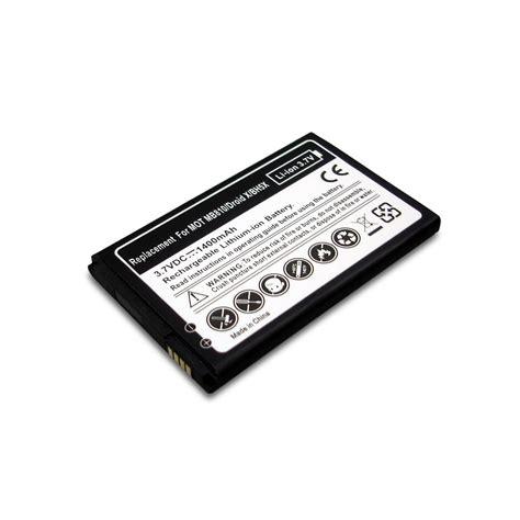 Battery Baterai Motorola Atrix 4g Droid X Droid X2 Bh6x new cell phone battery for motorola bh5x atrix 4g droid x verizon ebay