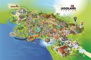 legoland florida park map the thrills legoland florida hotel reaches