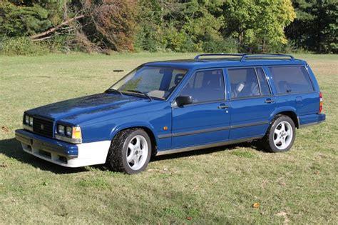 86 volvo 740 wagon lt1 t56 in atl 8500 ls1tech