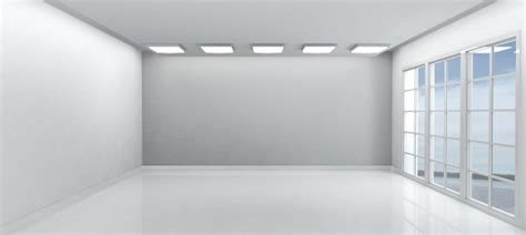 White Empty Room by White Empty Room Photo Free