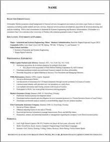 Typical Resume Layout   Resume Layout 2017