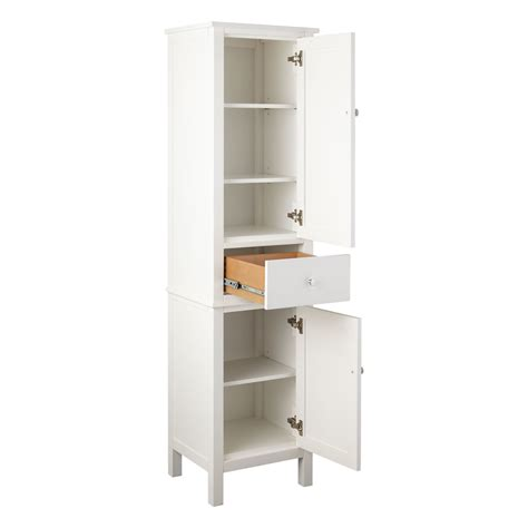 bathroom armoire southcrest linen storage cabinet bathroom