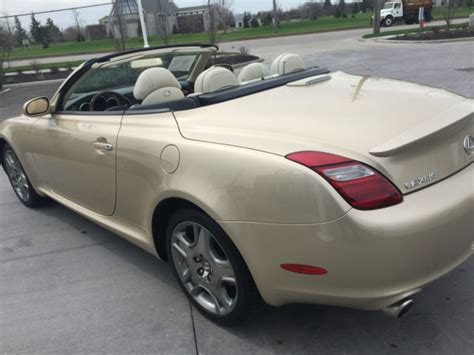 lexus convertible 2008 beautiful 2008 lexus sc430 hardtop convertible