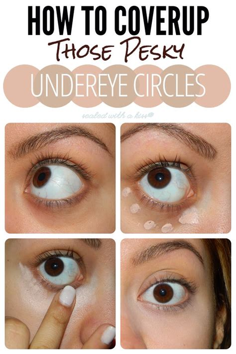 How Eye Circles Appear by Cover Up Your Eye Circles Trusper