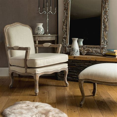 rococo chair footstool modern contemporary furniture