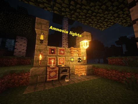 amnesia lights mod 9minecraft net