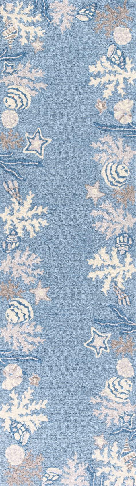coastal living area rugs coastal area rugs jaipur coastal living starfishing ch24