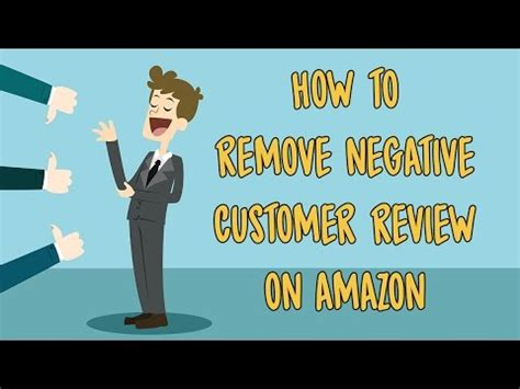 remove negative feedback amazon fba how to remove negative feedback for amazon youtube
