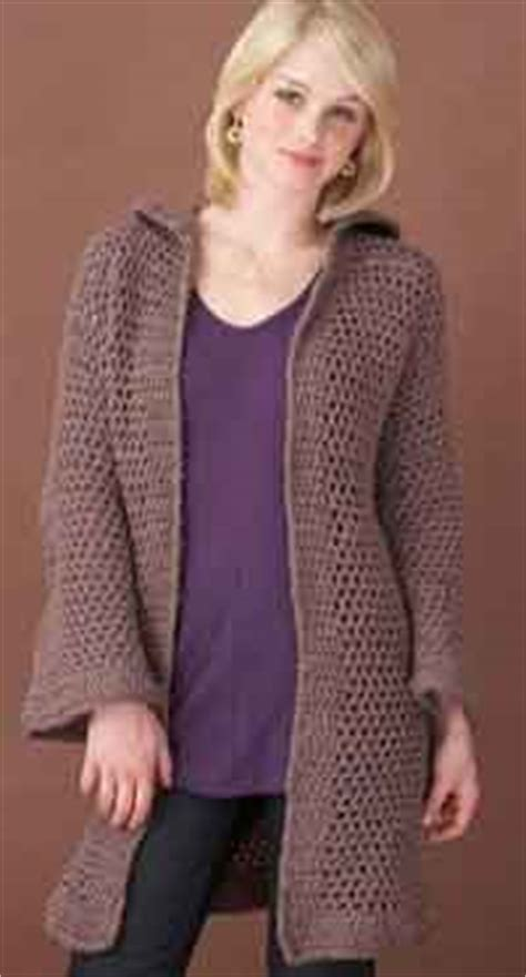 free crochet pattern ladies jersey over 150 free plus size crocheted patterns at allcrafts