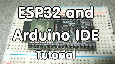 tutorial esp8266 arduino ide 103 esp32 tutorial arduino ide tests comparison