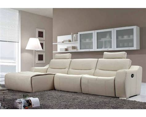 sofa with reclining seats european design leather sectional with reclining seats 33ls181
