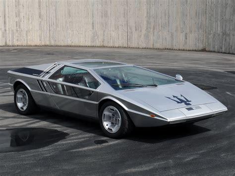 maserati boomerang maserati boomerang 1972 concept cars