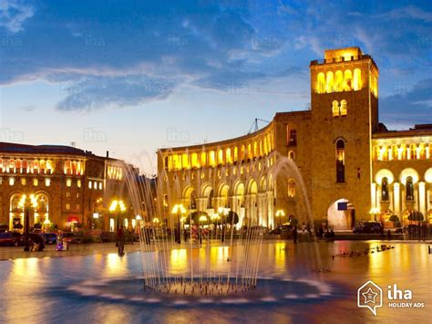 yerevan city rentals for your holidays with iha direct