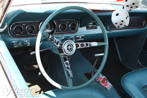 New Home Interior Colors Picture Of 1966 Ford Mustang Hardtop