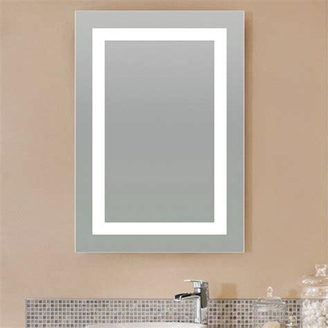 miroir salle de bain 50x70 cm 233 clairage led allumage
