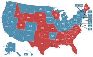 States I Ve Been To Map by Medicaid Coverage In Your State