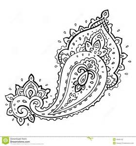 Paisley ethnic ornament royalty free stock photos image 35606128