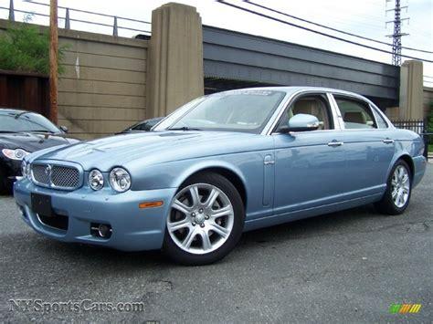 how cars engines work 2008 jaguar xj parking system 2008 jaguar xj xj8 l in frost blue metallic h24653 nysportscars com cars for sale in new york