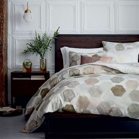 fair trade bedding organic and fair trade bedding review west elm