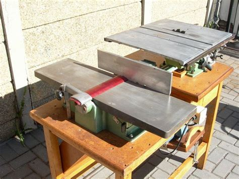 odds and ends inca table saw and jointer planer for sale