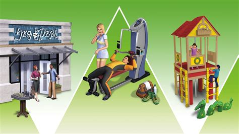 The Sims 3 Town Life Stuff Pack Free Game Download Free | the sims 3 town life stuff for pc mac origin