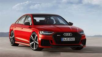 Audi Rs8 For Sale 2018 Audi Rs8 Review Engine Design Price Release Date